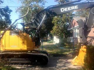 ISA Co. Excavation: Demolition Companies Markham