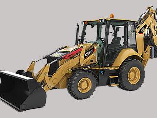 Excavation Services Markham - Rental Backhoe Loader