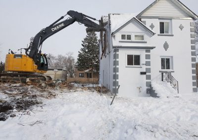 Demolition Services Mississauga