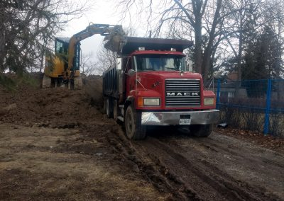 Excavation Services Pickering