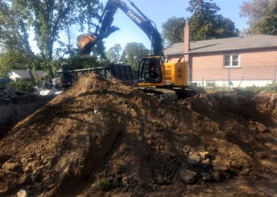 Excavation Services Pickering Richmond Hill