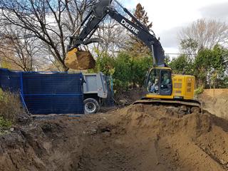ISA Co. Excavation: Excavation Companies Toronto