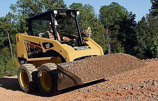 Excavation Contractors Toronto - Skid Loader