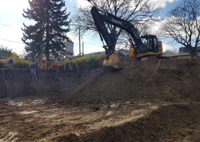 Excavation Services Bathurst Sheppard