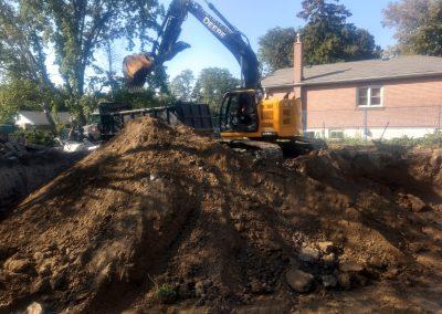 Excavation Services Pickering Richmond Hill
